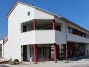 Todtenweis: 130 Gäste weihen das neue Todtenweiser Feuerwehrhaus ein