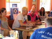 : Profi geht mit Alsmooser HSV-Fans auf Tuchfühlung