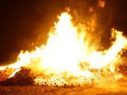 Aichach-Friedberg: 15 Jaudusfeuer lodern heute im Landkreisnorden