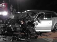 Aichach: 18-Jährige muss nach Autounfall mit tödlichem Fehler leben