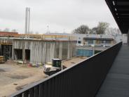 Gymnasium: Mensa in Mering wird erst 2019 fertig