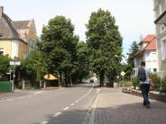 Baustelle: Bahnhofstraße in Aichachab Dienstag gesperrt