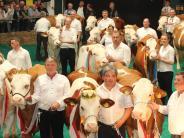 Jubiläum: Fleckviehzüchter sind vorn dabei und feiern