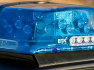 Polizei: Betrunkener fährt bei Inchenhofen inden Graben - und dann weiter
