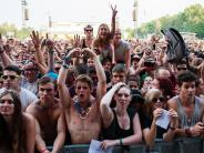 "Nürnberg: 90 Bands in drei Tagen: Heute startet ""Rock im Park"""