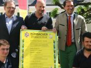 Kühbach: Erstmals gibt es beim Brauereifest ein Weizenzelt