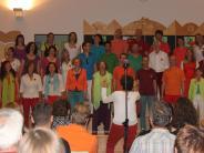 Benefizkonzert: Chor Chorazon singt mit viel Herz in der Grundschule Nord
