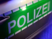 Polizei: Jugendliche fahren Radlader auf Baustelle in Bergen