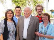 : Josef Helfer feiert 80. Geburtstag