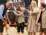 Kühbach: Kaiserwetter zum Auftakt des Kühbacher Brauereifests