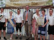 Wettbewerb: Schönste Maibäume in Aindling und Freienried