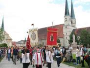 Aichach-Friedberg: 700 Katholiken pilgern nach Altötting