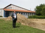 Halbzeit im Rathaus: Schiltbergs Bürgermeister hat es mit drei großen Projekten zu tun