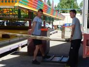 Pöttmes: Ab Mittwoch wird auf dem Pöttmeser Volksfest gefeiert