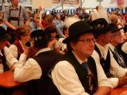 Bilanz: Bürger gehen gern auf ihr Volksfest