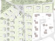 """Marktgemeinderat: Drei Mehrfamilienhäuser am """"Schüsselhauser Feld"""""""