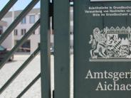 Aichach: Prozess am Amtsgericht: Ein Metzger tobt wie ein Stier