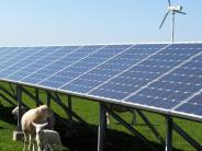 Energie: Damit Wind und Sonne Strom erzeugen
