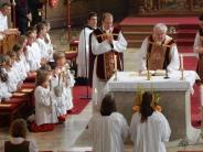 Kirchenfest: Pöttmes sagt Pfarrer Kahlig Vergelt's Gott