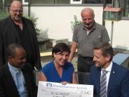 Aichach/Schrobenhausen: Rotary Club sichert Schulgeld für Kinder im Kongo