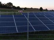 Obergriesbach: Stunk um Bepflanzung am Solarpark Obergriesbach