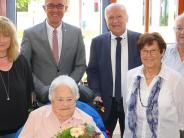 Namen und Nachrichten: Maria Hessheimer feiert ihren 100. Geburtstag