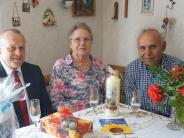 : Goldene Hochzeit im Hause Hengster