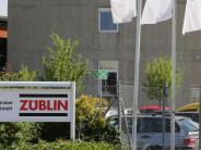 Wirtschaft: Bei Holzbau Merk flattert jetzt Züblin-Fahne