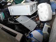 Wertstoff: Kreis holt Elektroschrott ab Mitte 2018 zu Hause ab