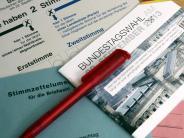 Aichach-Friedberg: Bundestagswahl: Kandidaten stehen in den Startlöchern