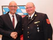 Feuerwehr: Kreisbrandrat will Kontakte stärken