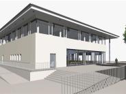 Kreisbauausschuss: Bald geht der Bau der Mensa in Mering weiter