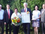 : Knauer wird Ehrenchef im Schullandheimverein