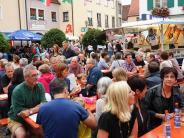 Tradition: Stadtfest hat einen festen Termin