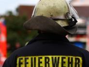 Unterallgäu: Mann stirbt bei Brand in Rammingen