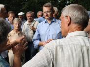 Politik: Zur Wiege der Bayernhymne