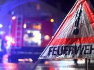 Schwabhausen-Arnbach: Hoher Schaden nach nächtlichem Feuer in Schreinerei