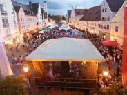 Festmeile: Stadtfest voll – und voll entspannt