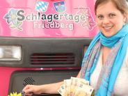 Friedberg: Schlagerwettbewerb: Vom Bierzelt auf die große Bühne