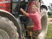 Sommer in ...: Die Arbeit auf dem Feld bestimmt den Tag in Oberbachern