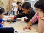 Schulstart: Flüchtlingskinder an Schulen: Es spielt sich ein
