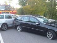 Aichach-Ecknach: 43-Jähriger bei Unfall auf B 300 leicht verletzt