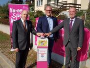 Hollenbach: Hollenbacher surfen ab sofort schneller