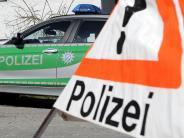 Polizeibericht: Auto erfasst in Hollenbach 14-Jährige