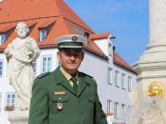 Aichach-Friedberg: Friedbergs Polizeichef nimmt Abschied
