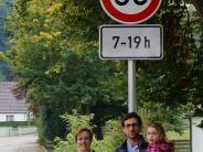 Kindergarten: Tempo 30 wirkt bereits