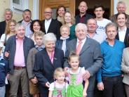 : Johann Menzinger ist 80