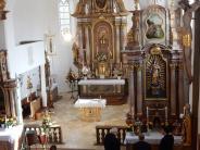 Einweihung: Ebenrieder Kirche zeigt sich als rundum gelungenes Werk
