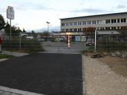 Bauprojekt: Unterführung: Fußweg endet an Zaun