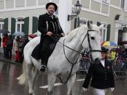 Tradition: Pferdekrankheit: Leonhardiritt nicht in Gefahr
